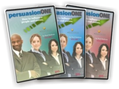 three sales training dvds